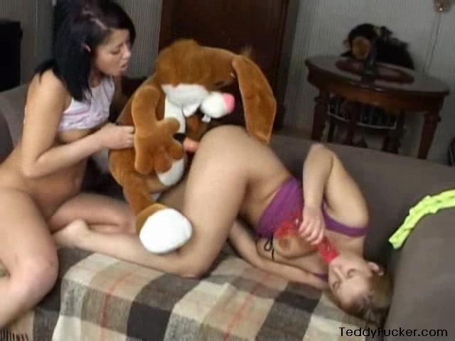 Сексуальные Игрушки Для Двух Подружек