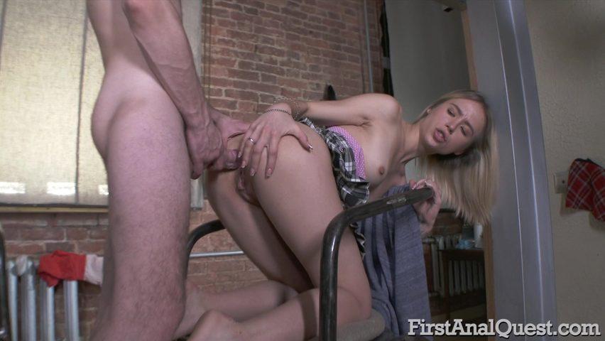 Анальный Секс В Место Домашнего Задания